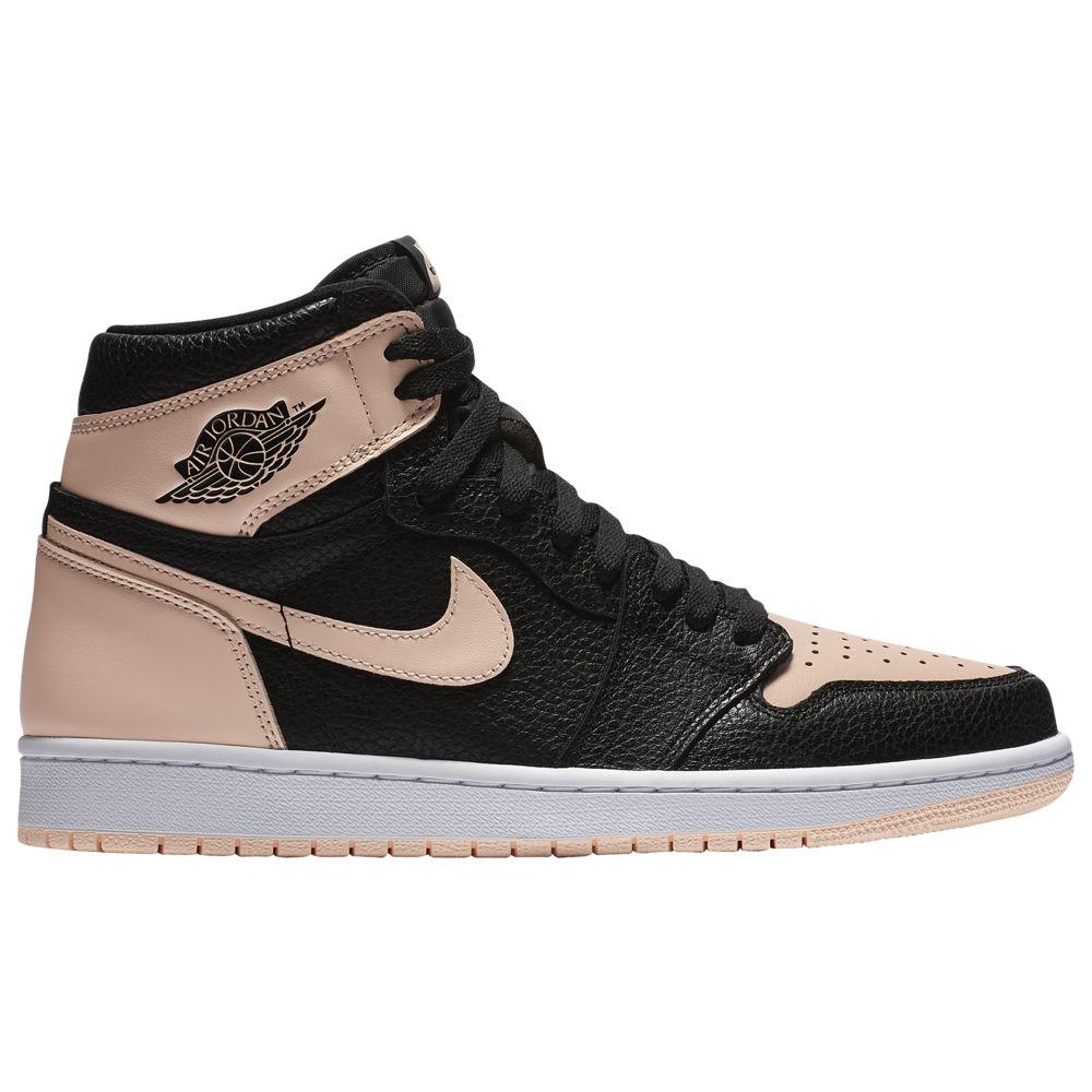 ナイキ ジョーダン Jordan メンズ バスケットボール シューズ・靴【Retro 1 High OG】Black/Crimson Tint/White/Hyper Pink