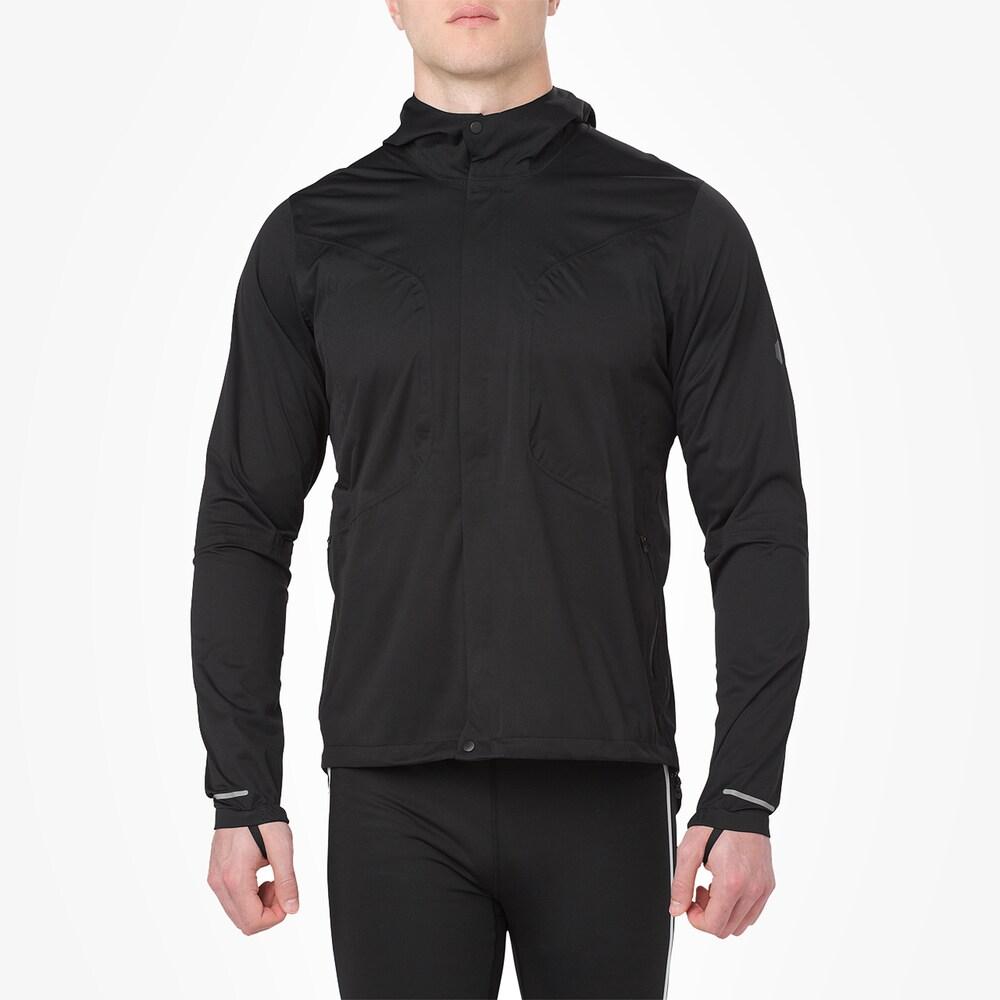 アシックス ASICS メンズ ランニング・ウォーキング ジャケット アウター【Accelerate Jacket】Performance Black