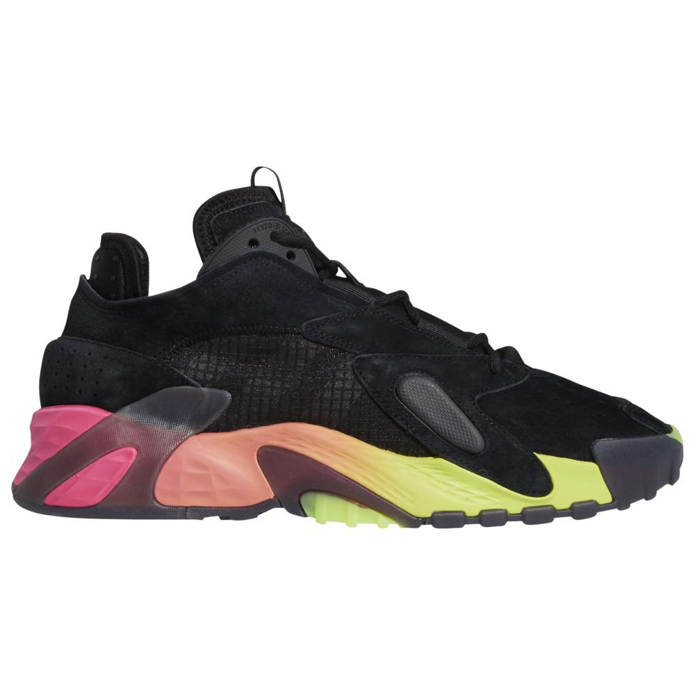 アディダス adidas メンズ バスケットボール シューズ・靴【Streetball】Black/Solar Yellow/Shock Pink