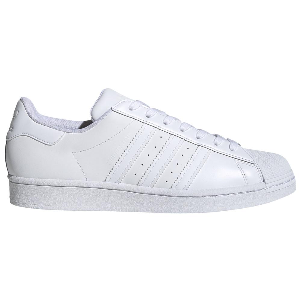 アディダス adidas Originals メンズ バスケットボール シューズ・靴【Superstar】White/White/White