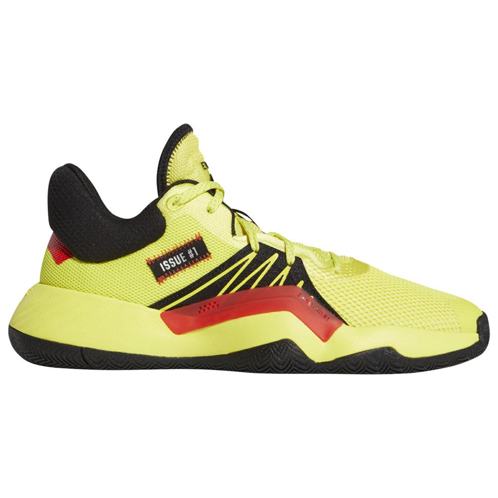 アディダス adidas メンズ バスケットボール シューズ・靴【D.O.N. Issue 1】Donovan Mitchell Shock Yellow/Black/Red