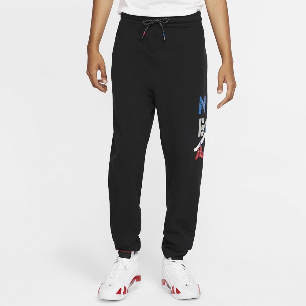 ナイキ ジョーダン Jordan メンズ バスケットボール ボトムス・パンツ【Retro 4 Pants】Black/White