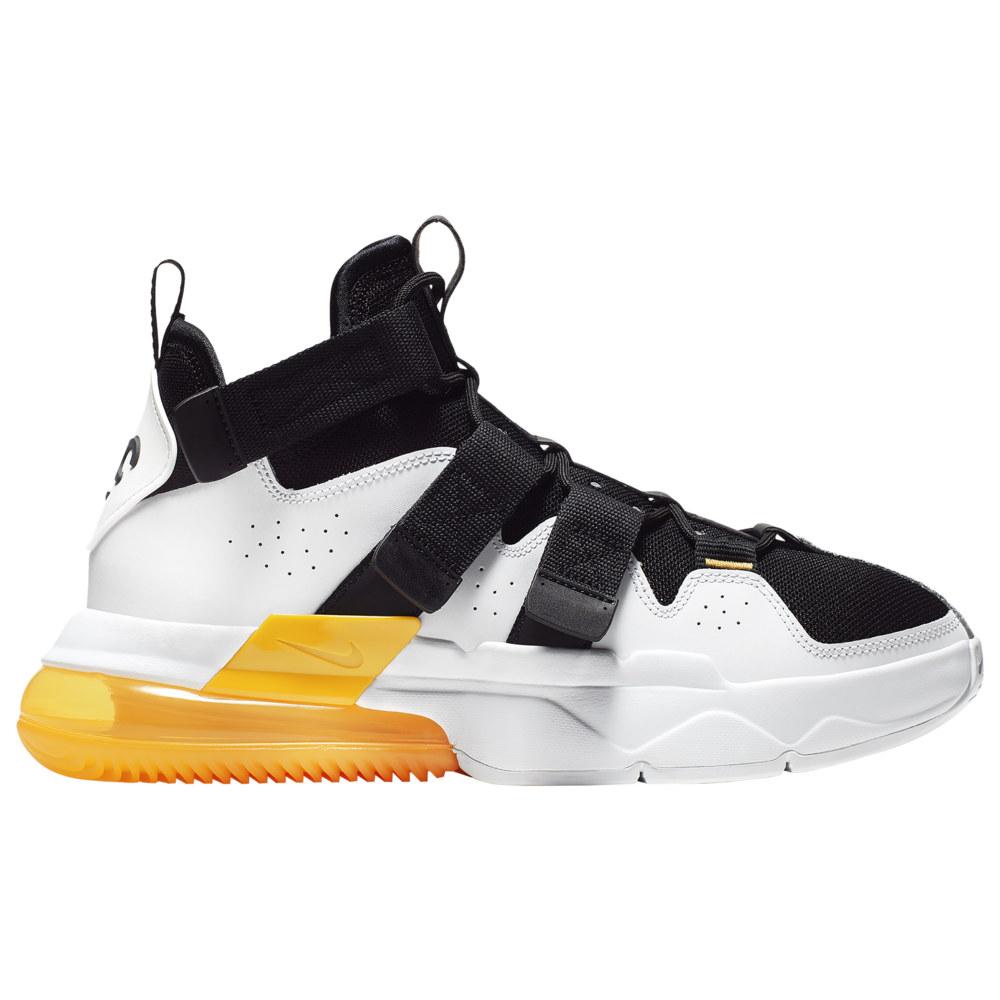 ナイキ Nike メンズ バスケットボール シューズ・靴【Air Edge 270】Black/Wolf Grey/Teal Tint