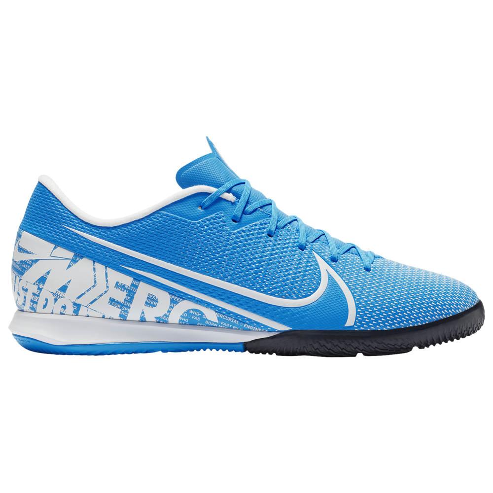 ナイキ Nike メンズ サッカー シューズ・靴【Mercurial Vapor 13 Academy IC】Blue Hero/White/Obsidian New Lights