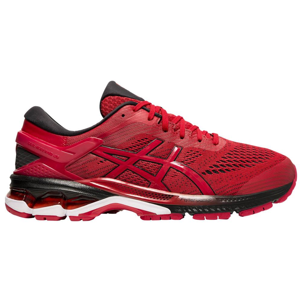 アシックス ASICS メンズ ランニング・ウォーキング シューズ・靴【GEL-Kayano 26】Speed Red/Black