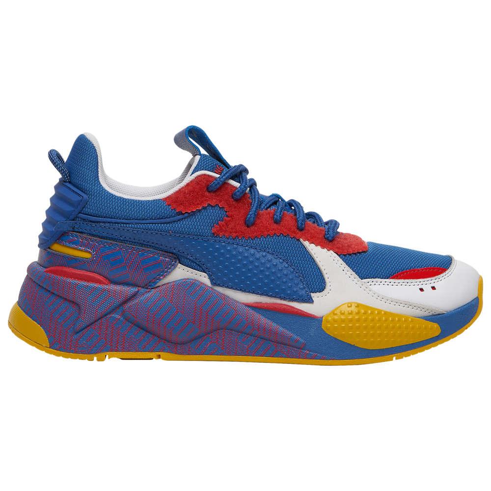 プーマ PUMA メンズ ランニング・ウォーキング シューズ・靴【RS-X】Subvert Blue/Yellow/Red/White