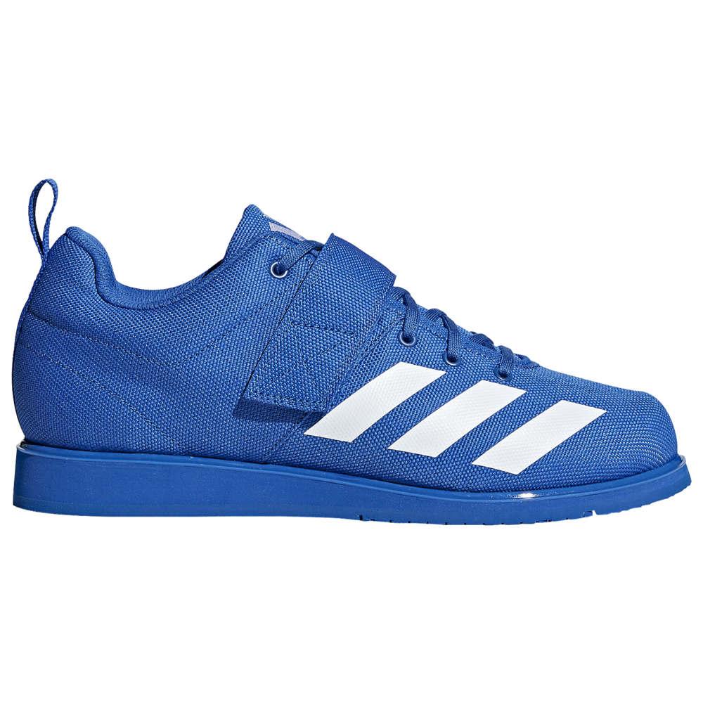アディダス adidas メンズ フィットネス・トレーニング シューズ・靴【Powerlift 4】Active Blue/Footwear White