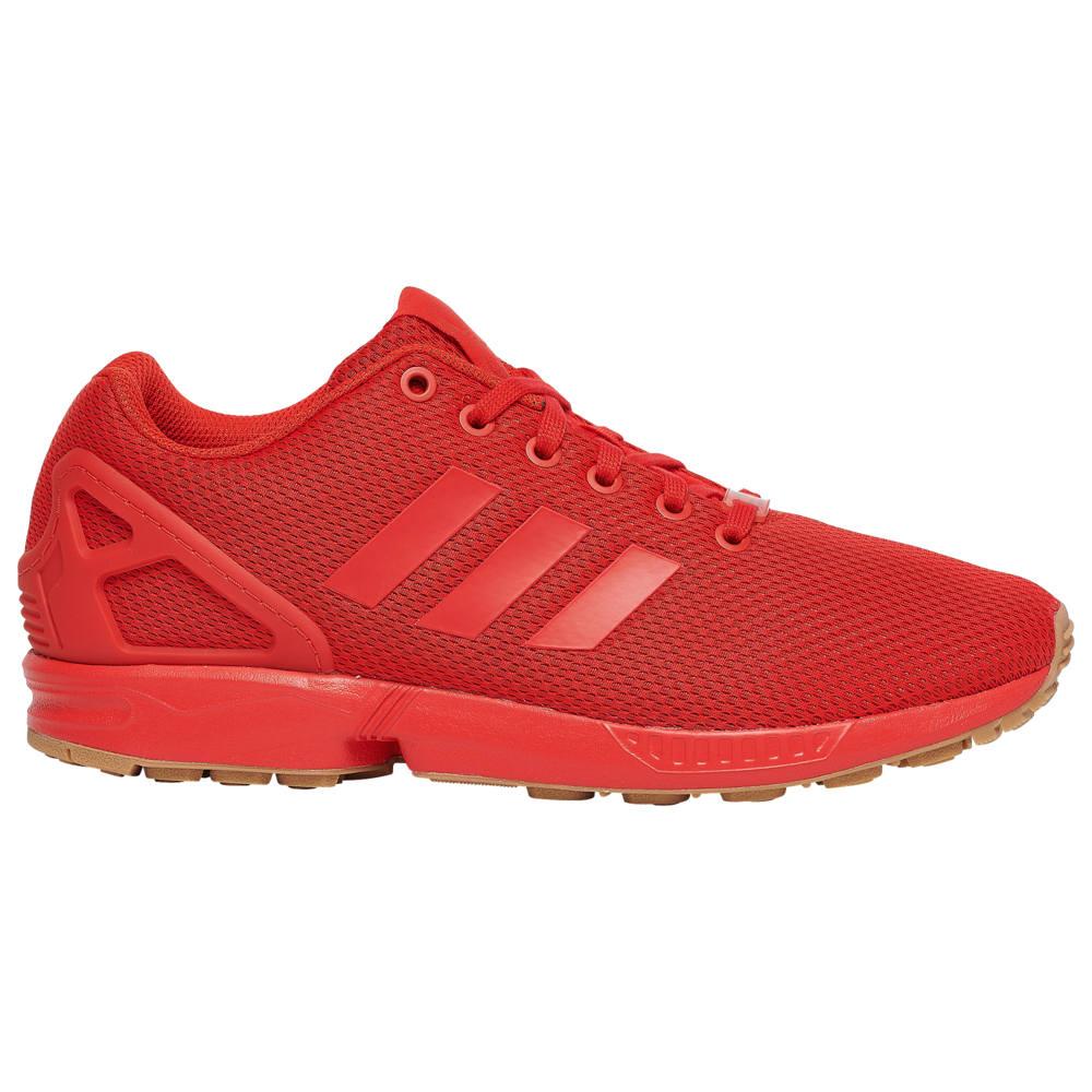 アディダス adidas Originals メンズ ランニング・ウォーキング シューズ・靴【ZX Flux】Red/Red/Gum