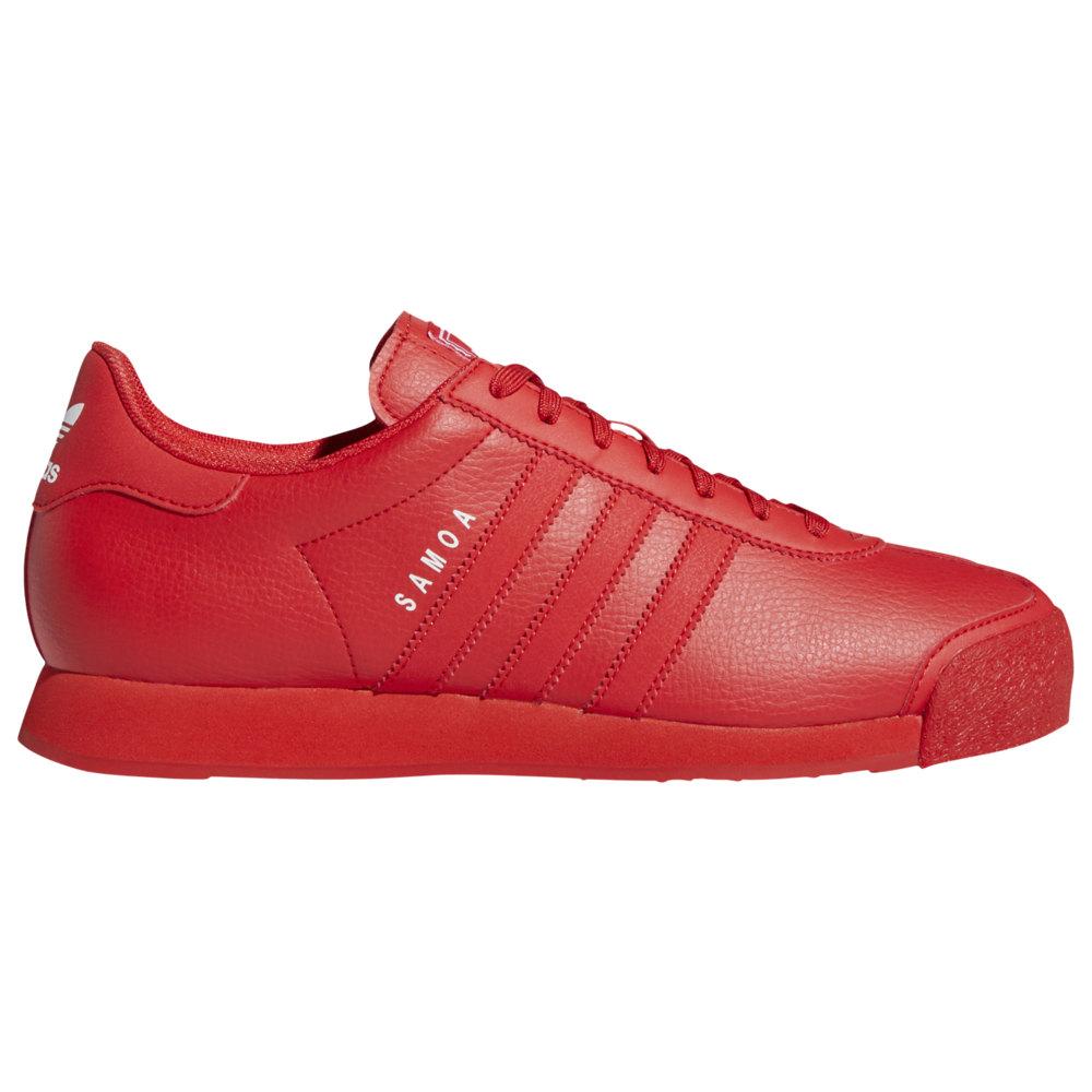 アディダス adidas Originals メンズ フィットネス・トレーニング シューズ・靴【Samoa】Lush Red