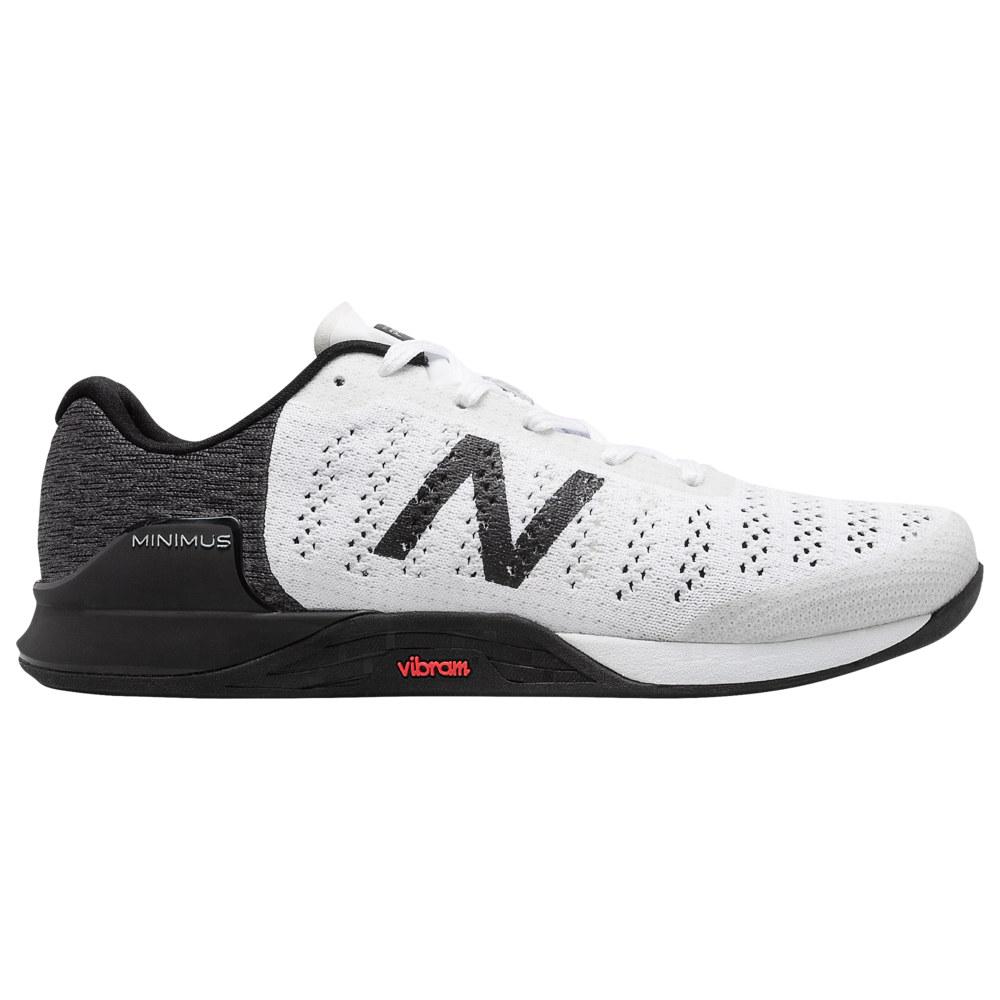 ニューバランス New Balance メンズ フィットネス・トレーニング スニーカー シューズ・靴【Minimus Prevail Trainer】White/Black/Energy Red