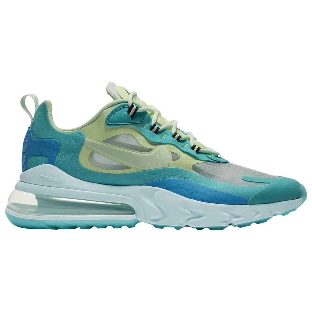 ナイキ Nike メンズ ランニング・ウォーキング エアマックス 270 シューズ・靴【Air Max 270 React】Hyper Jade/Frosted Spruce/Barely Volt