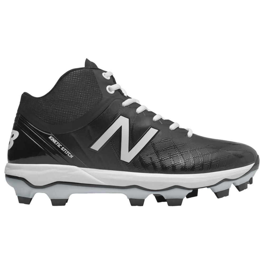ニューバランス New Balance メンズ 野球 シューズ・靴【4040v5 TPU Mid】Black/Black
