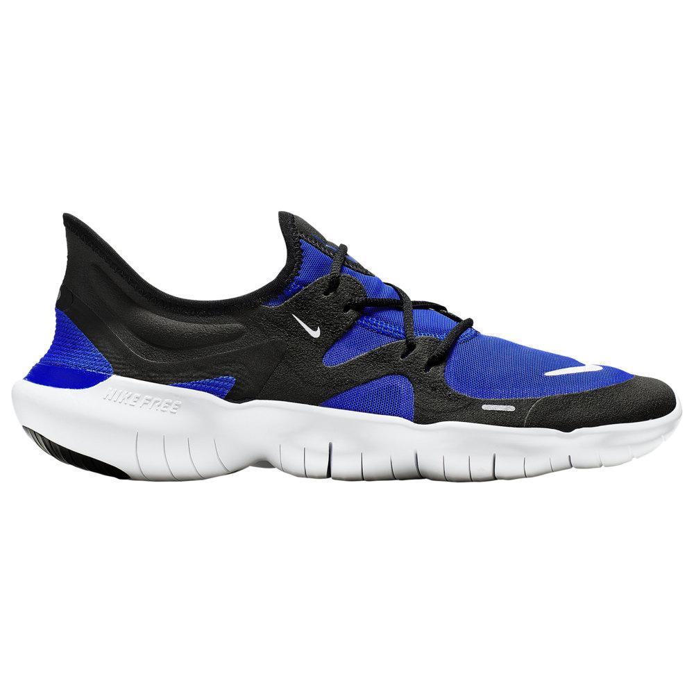 ナイキ Nike メンズ ランニング・ウォーキング シューズ・靴【Free RN 5.0】Racer Blue/Black/White
