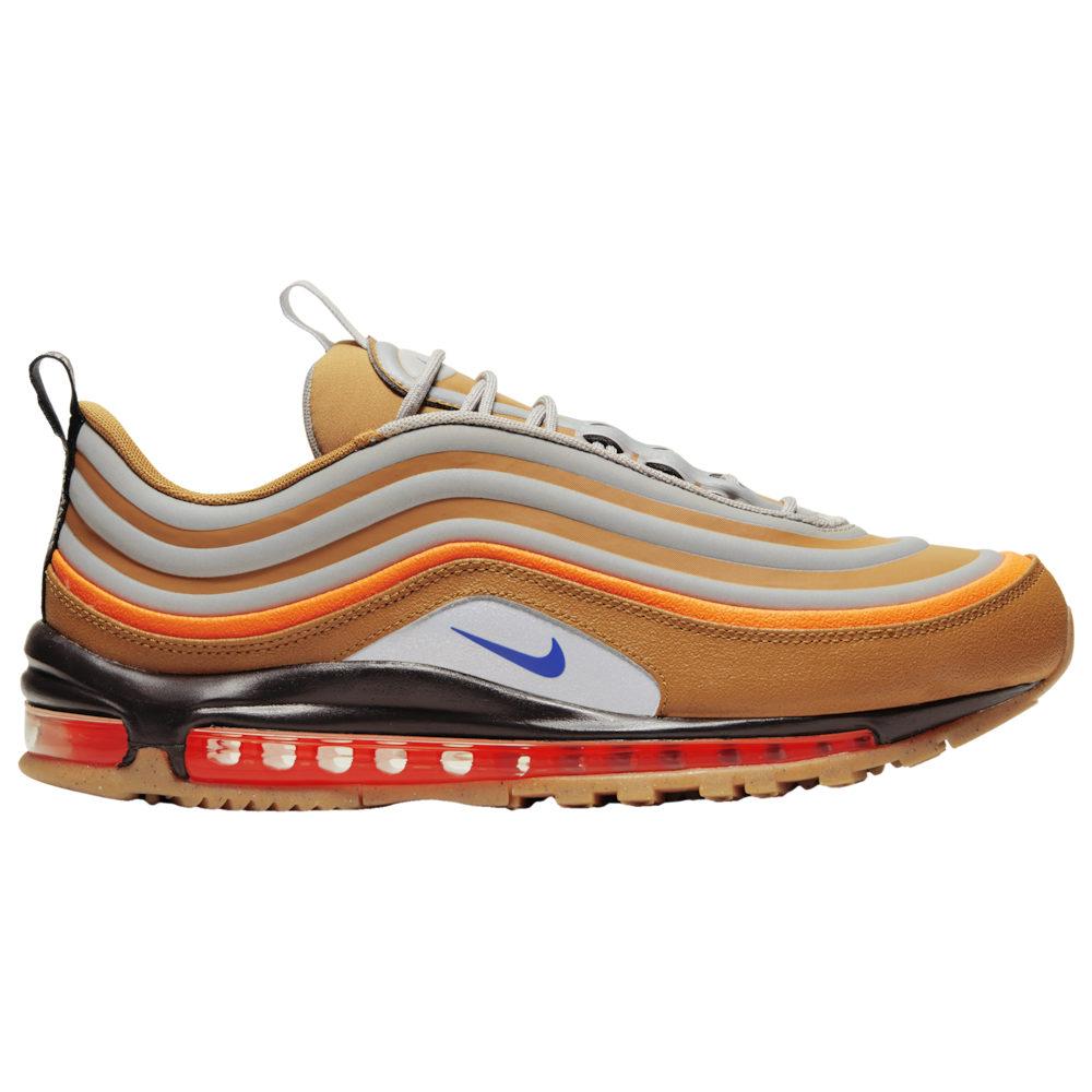 ナイキ Nike メンズ ランニング・ウォーキング エアマックス 97 シューズ・靴【Air Max '97 Utility】Sepia Stone/Racer Blue/Moon Particle