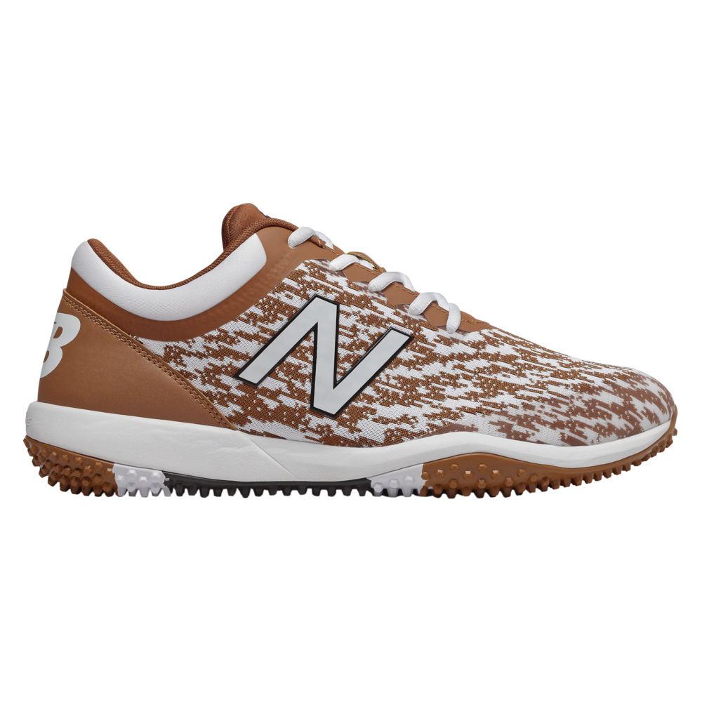 ニューバランス New Balance メンズ 野球 シューズ・靴【4040v5 Turf】Texas Orange/White