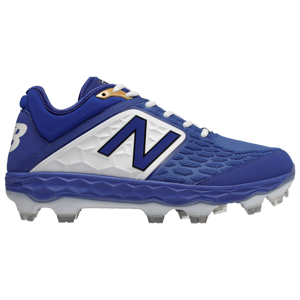 ニューバランス New Balance メンズ 野球 シューズ・靴【3000v4 TPU Low】Royal/White