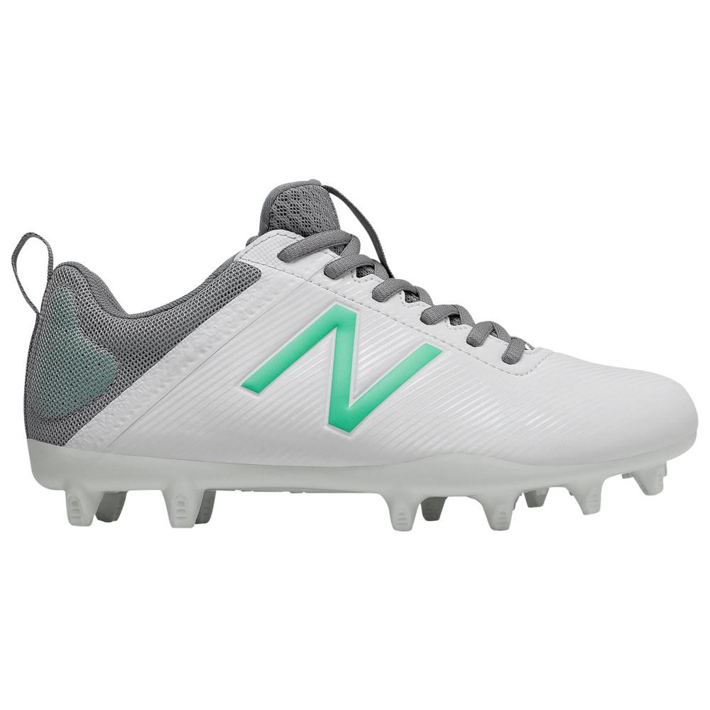 ニューバランス New Balance レディース ラクロス シューズ・靴【Draw】White/Green