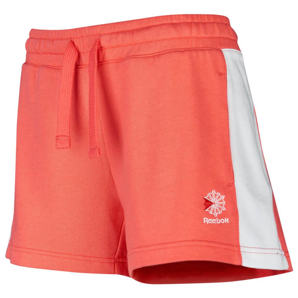 リーボック Reebok レディース ショートパンツ ボトムス・パンツ【Classic Fit Shorts】Bright Rose/White