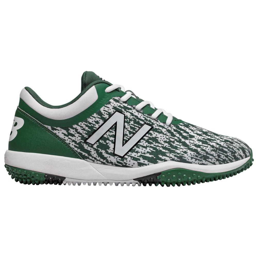 ニューバランス New Balance メンズ 野球 シューズ・靴【4040v5 Turf】Green/White