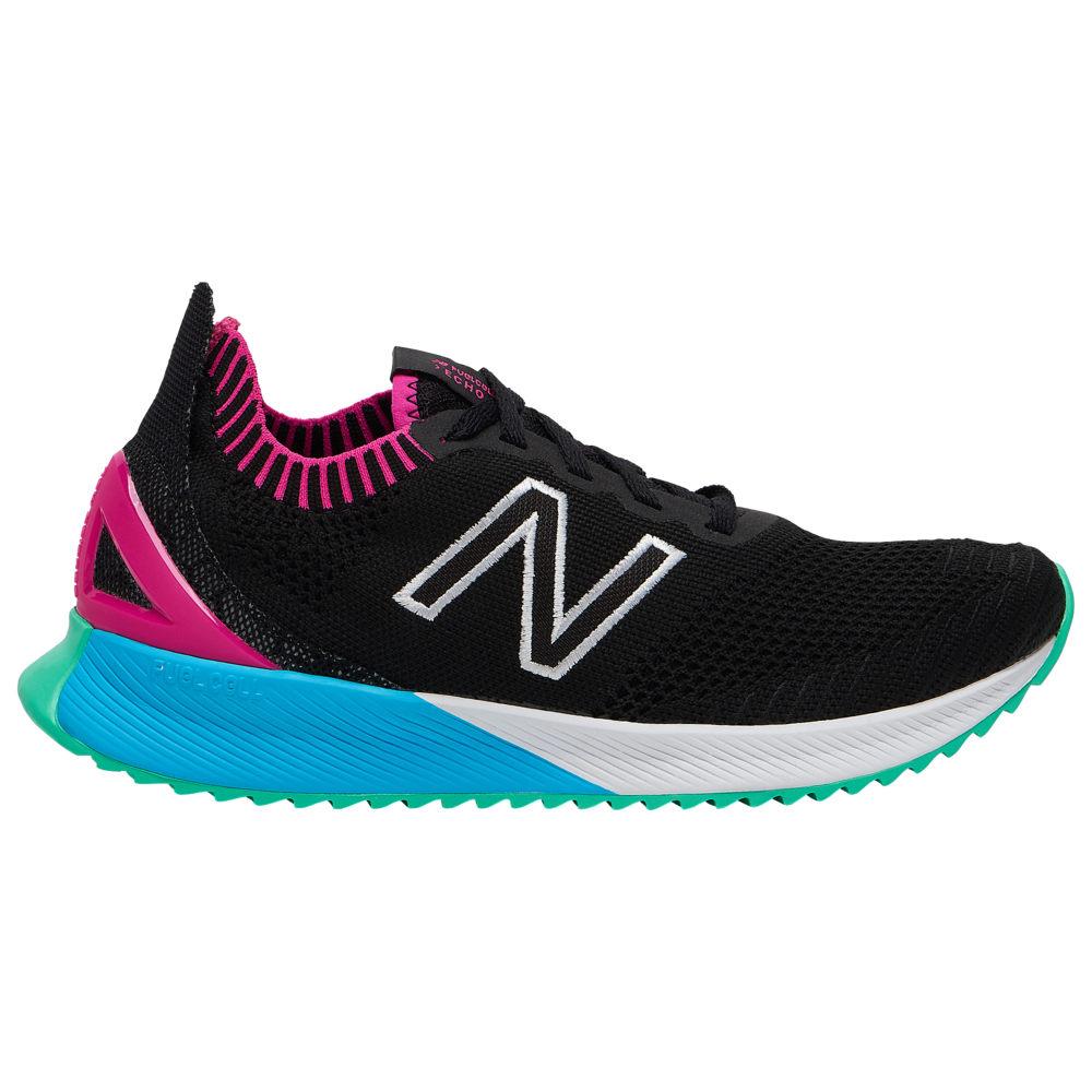 ニューバランス New Balance レディース ランニング・ウォーキング シューズ・靴【FuelCell Echo】Black/Peony