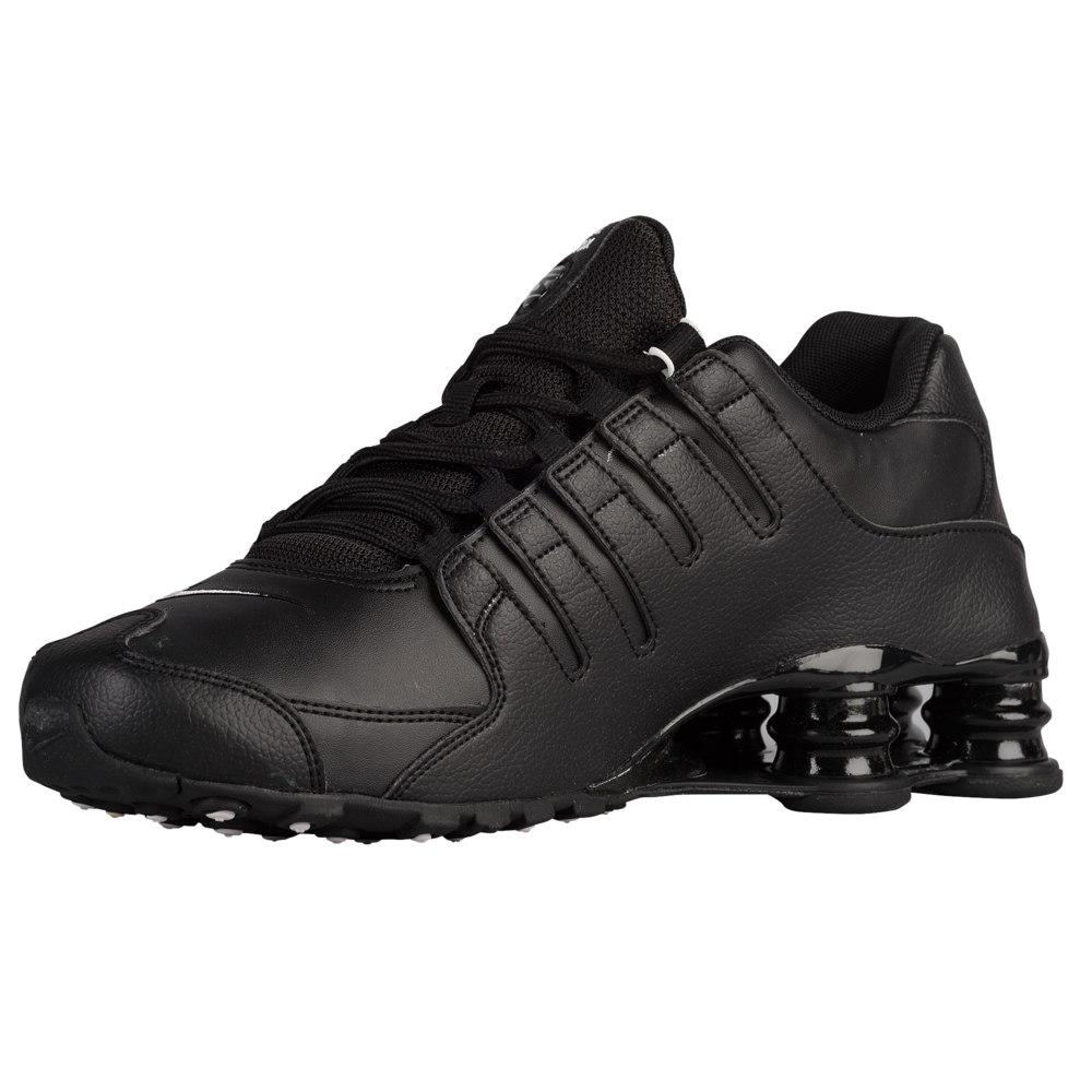 ナイキ Nike メンズ ランニング・ウォーキング シューズ・靴【Shox NZ】Black/White EU