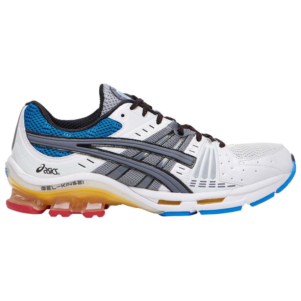 アシックス ASICS Tiger メンズ ランニング・ウォーキング シューズ・靴【GEL-Kinsei OG】White/Metropolis