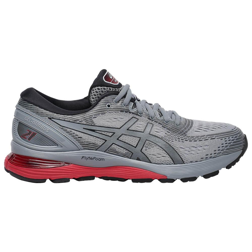 アシックス ASICS メンズ ランニング・ウォーキング シューズ・靴【GEL-Nimbus 21】Sheet Rock/Black
