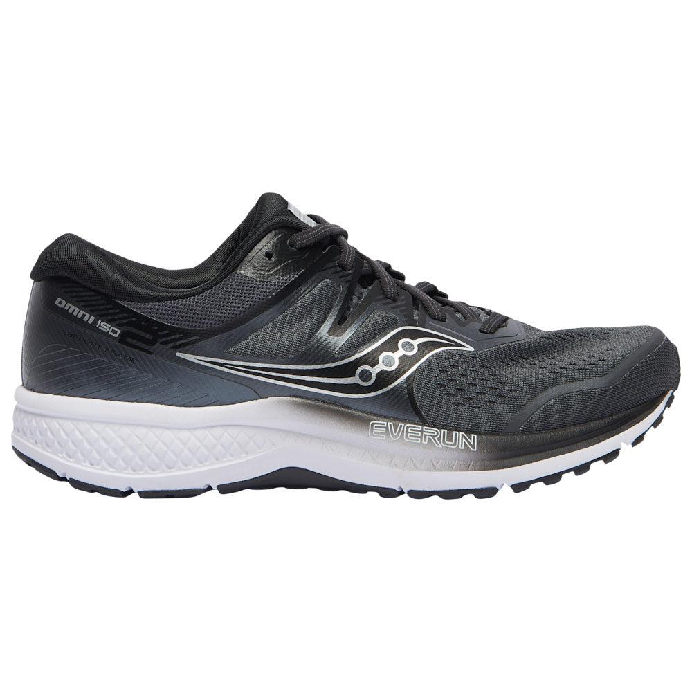 サッカニー Saucony メンズ フィットネス・トレーニング シューズ・靴【Omni ISO 2】Grey/Black