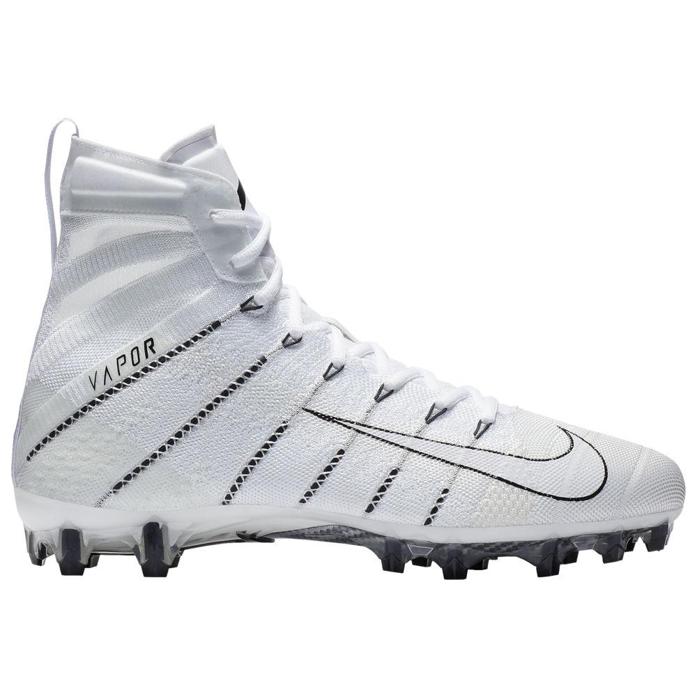 ナイキ Nike メンズ アメリカンフットボール シューズ・靴【Vapor Untouchable 3 Elite】White/White/Black