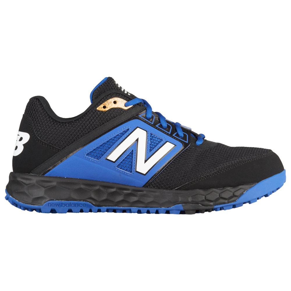 ニューバランス New Balance メンズ 野球 シューズ・靴【3000v4 Turf】Black/Royal