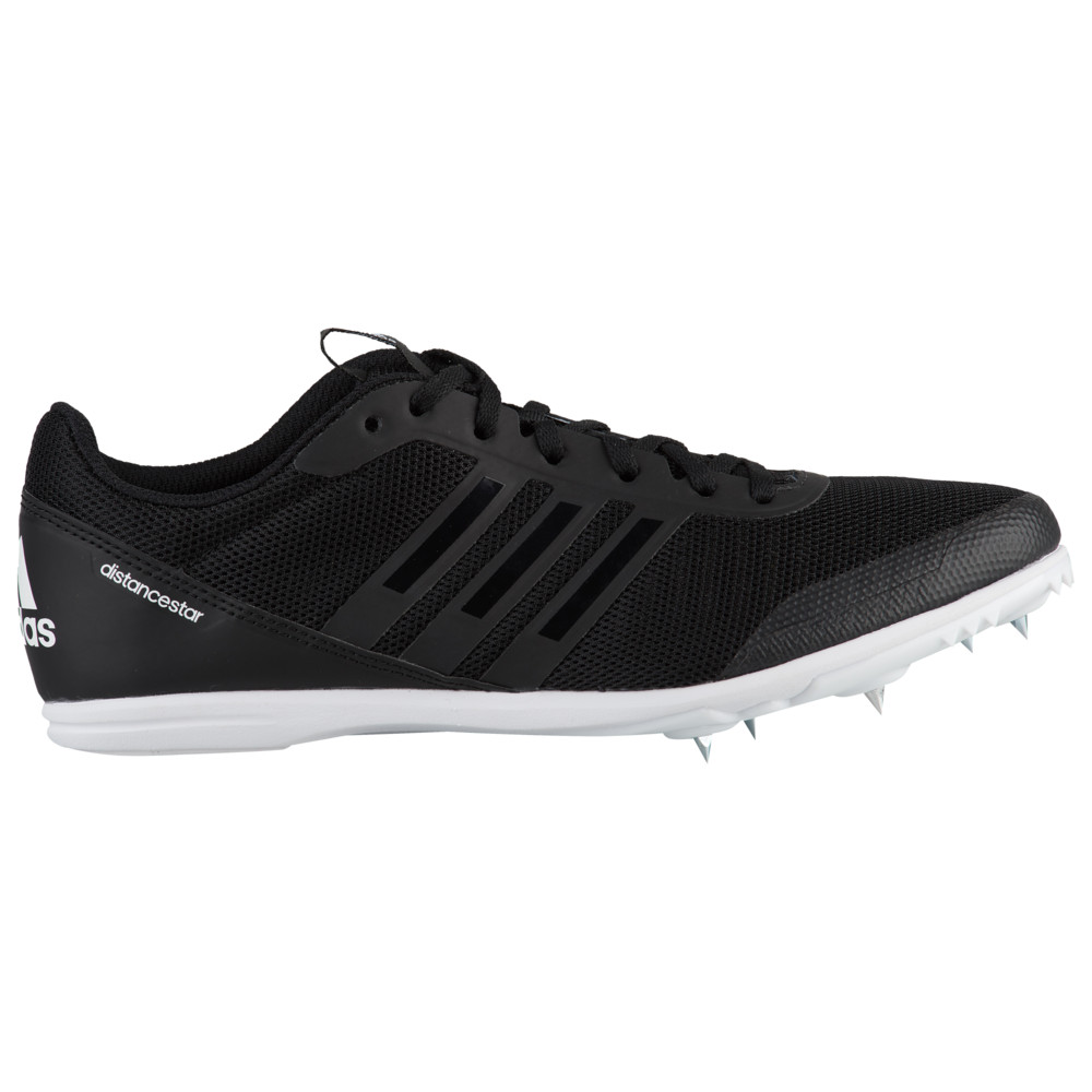 アディダス adidas メンズ 陸上 シューズ・靴【Distancestar】Core Black/Core Black/White