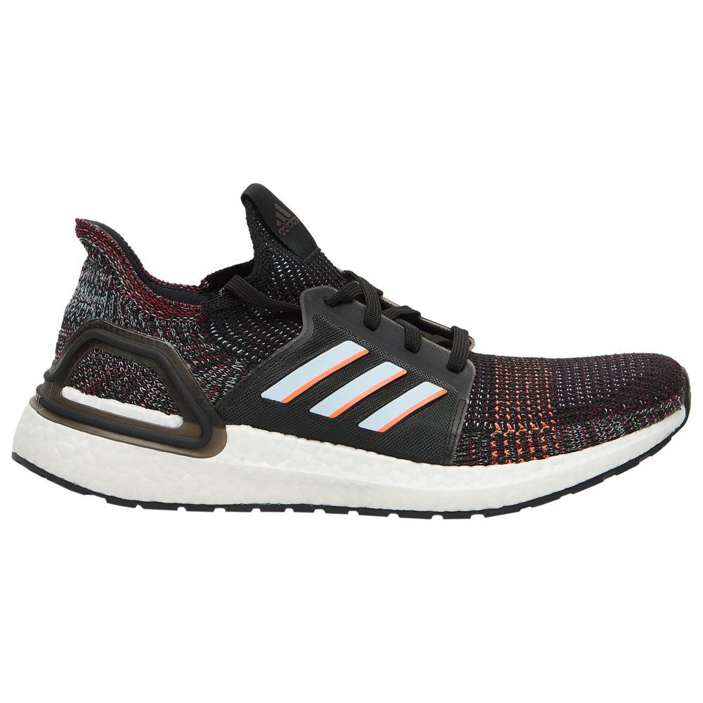 アディダス adidas メンズ ランニング・ウォーキング シューズ・靴【Ultraboost 19】Black/Glow Blue/Core Black