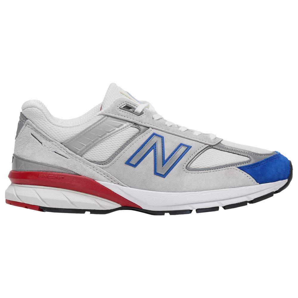 ニューバランス New Balance メンズ ランニング・ウォーキング シューズ・靴【990v5】Nimbus Cloud/Team Royal/Team Red