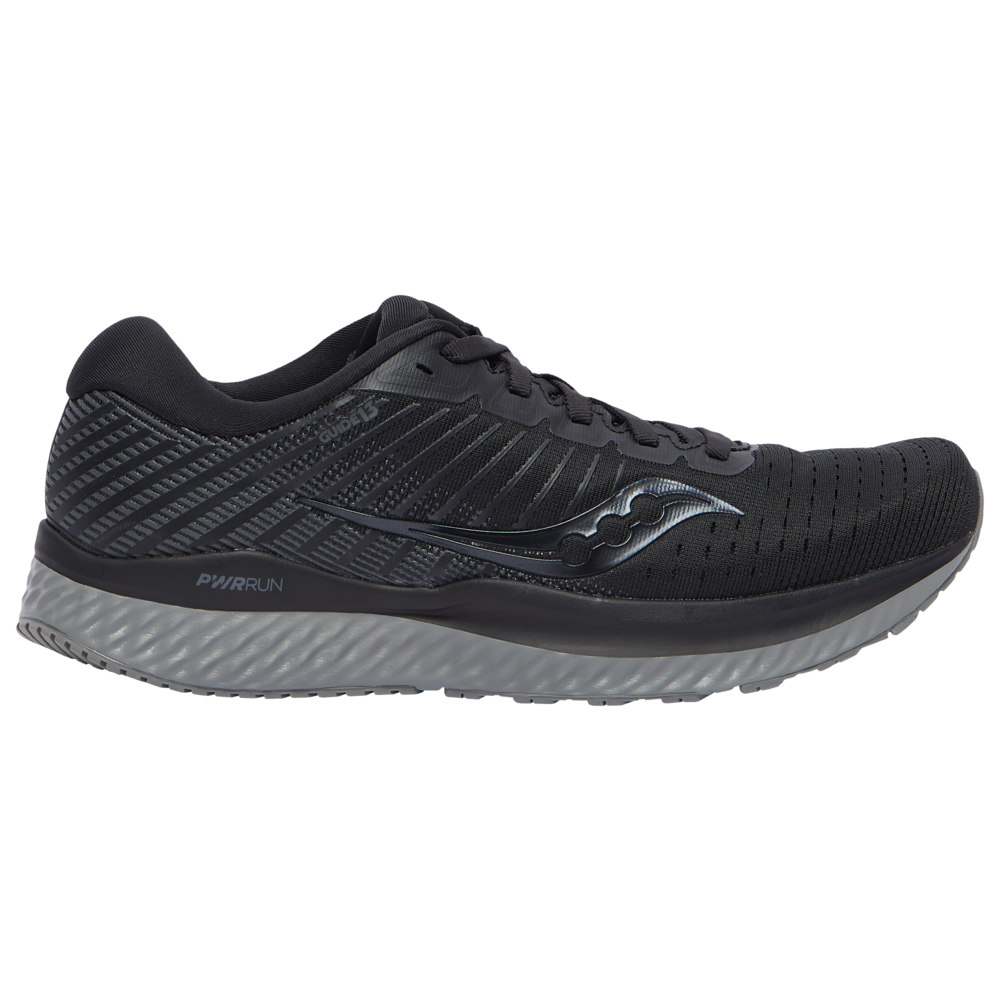 サッカニー Saucony レディース ランニング・ウォーキング シューズ・靴【Guide 13】Blackout