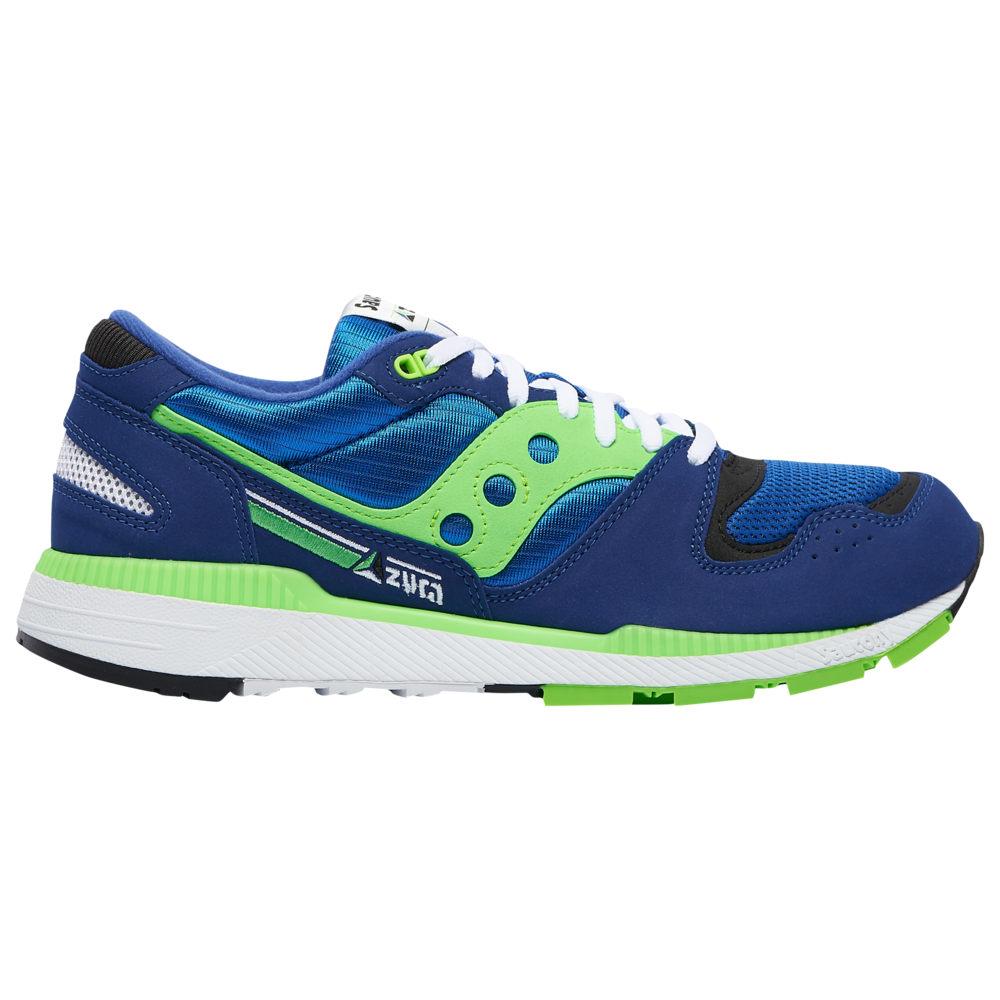 サッカニー Saucony メンズ ランニング・ウォーキング シューズ・靴【Azura】Blue/Green