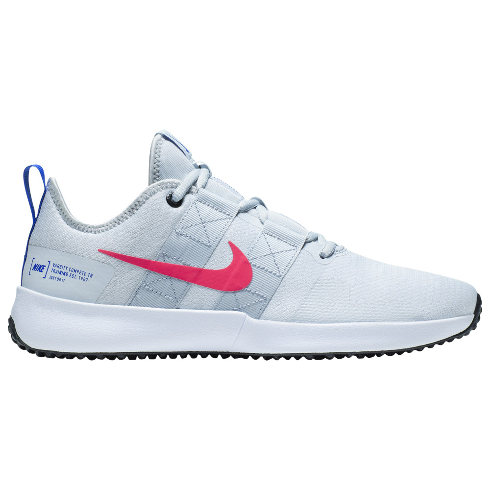 ナイキ Nike メンズ フィットネス・トレーニング シューズ・靴【Varsity Compete TR 2】Pure Platinum/Red Orbit/White
