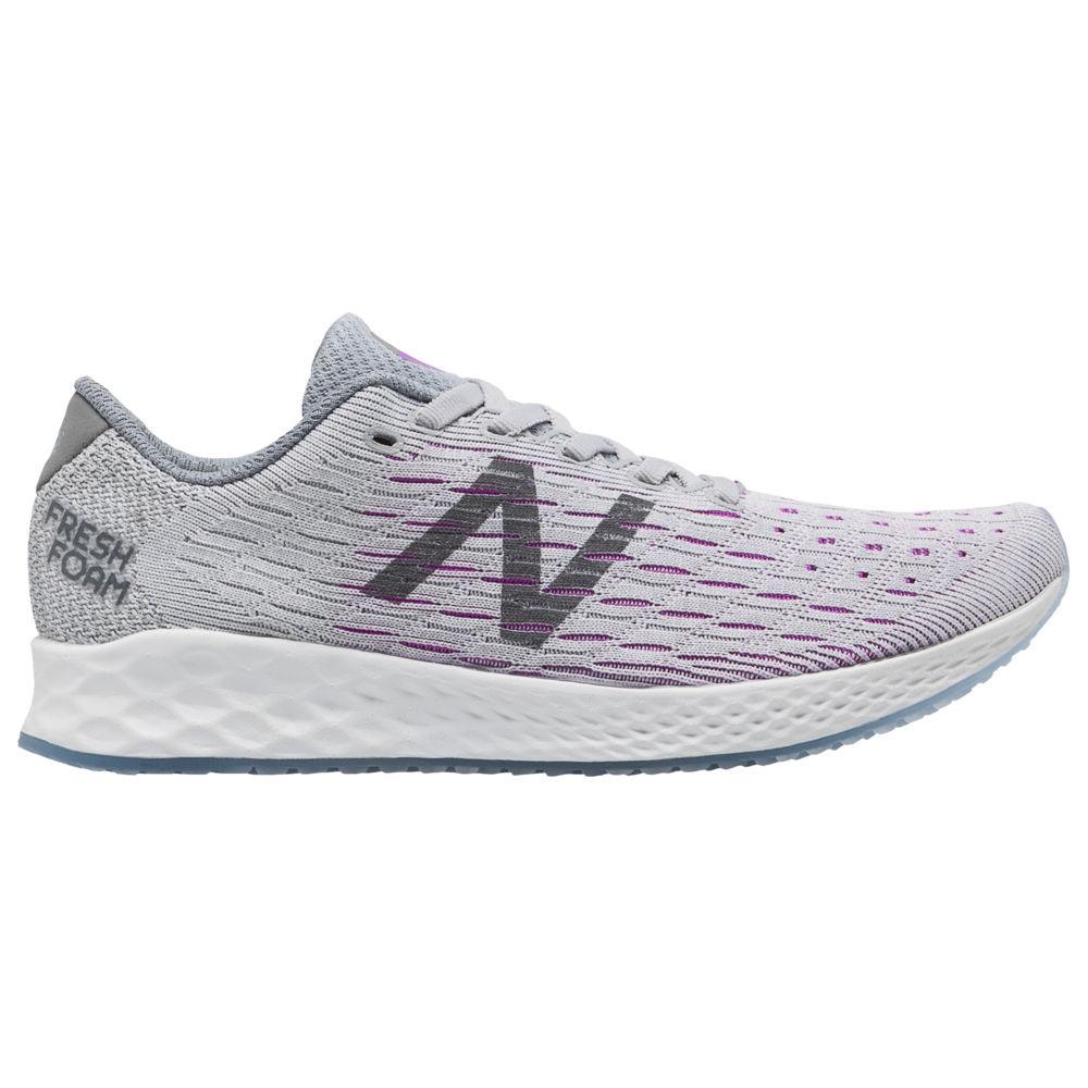 ニューバランス New Balance レディース ランニング・ウォーキング シューズ・靴【Fresh Foam Zante Pursuit】Light Aluminum/Steel/Voltage Violet