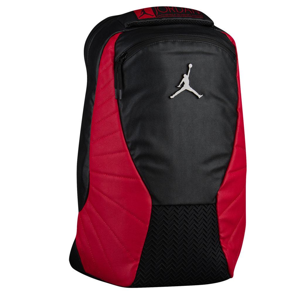 ナイキ ジョーダン Jordan ユニセックス バスケットボール バックパック・リュック【Retro 12 Backpack】Black/Gym Red/Grey