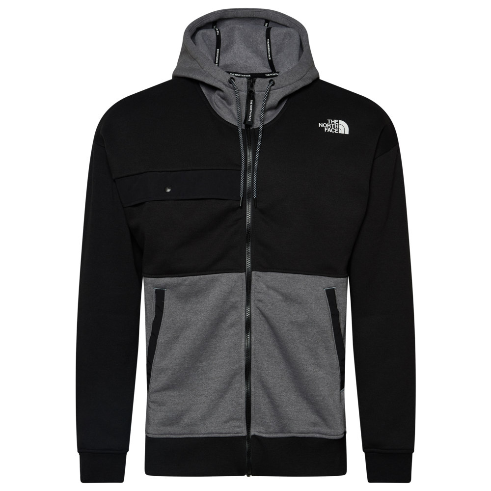 NEW Lacoste Men Performance Double Face Fleece with Sleeve Stripes Hooded Jacket