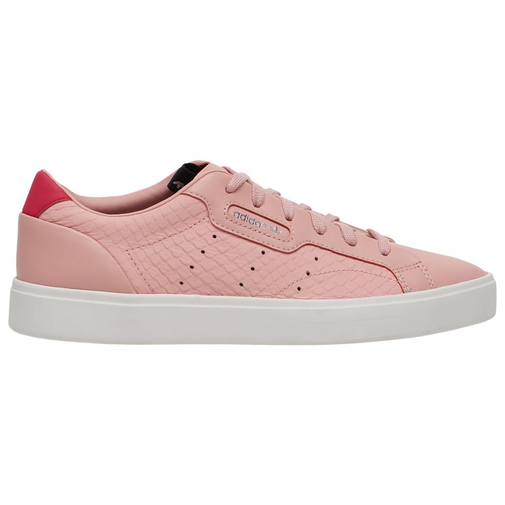 アディダス adidas Originals レディース スニーカー シューズ・靴【Sleek】Pink Spirit/Crystal White/Energy Pink