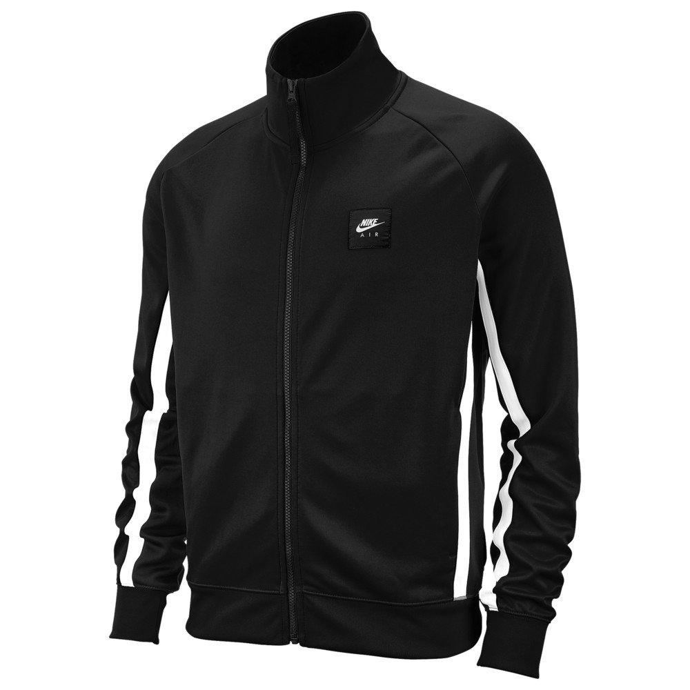 ナイキ Nike メンズ ジャージ アウター【Air Jacket】Black/White