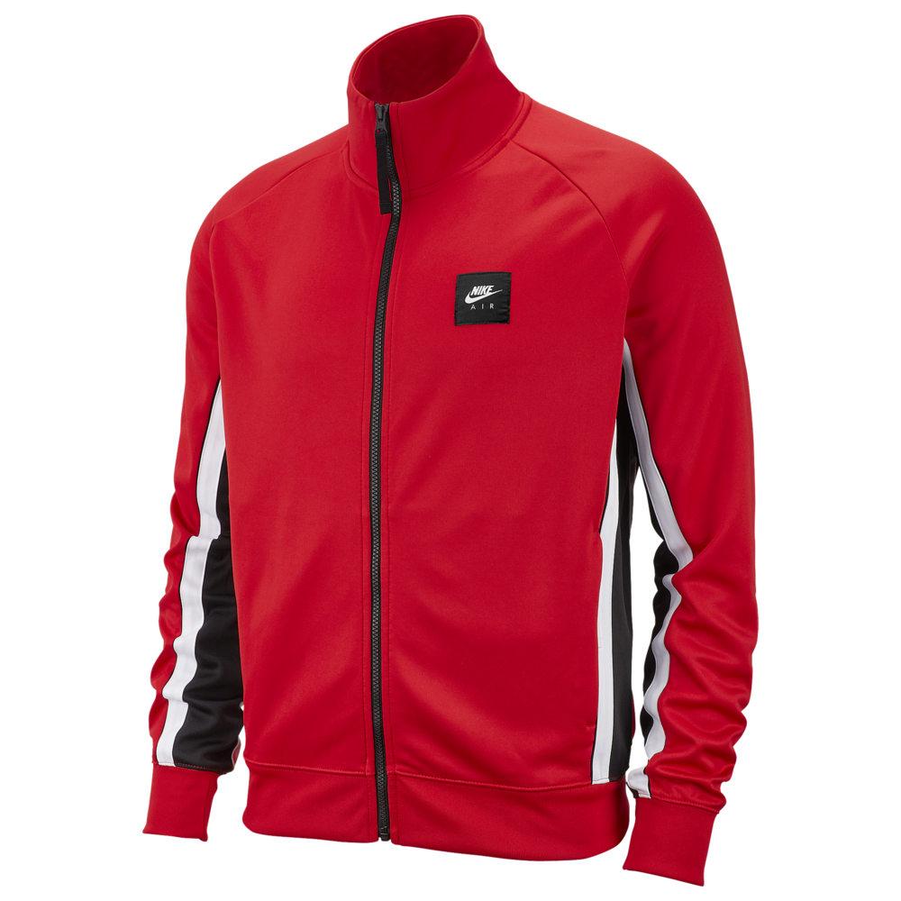ナイキ Nike メンズ ジャージ アウター【Air Jacket】University Red/Black/White