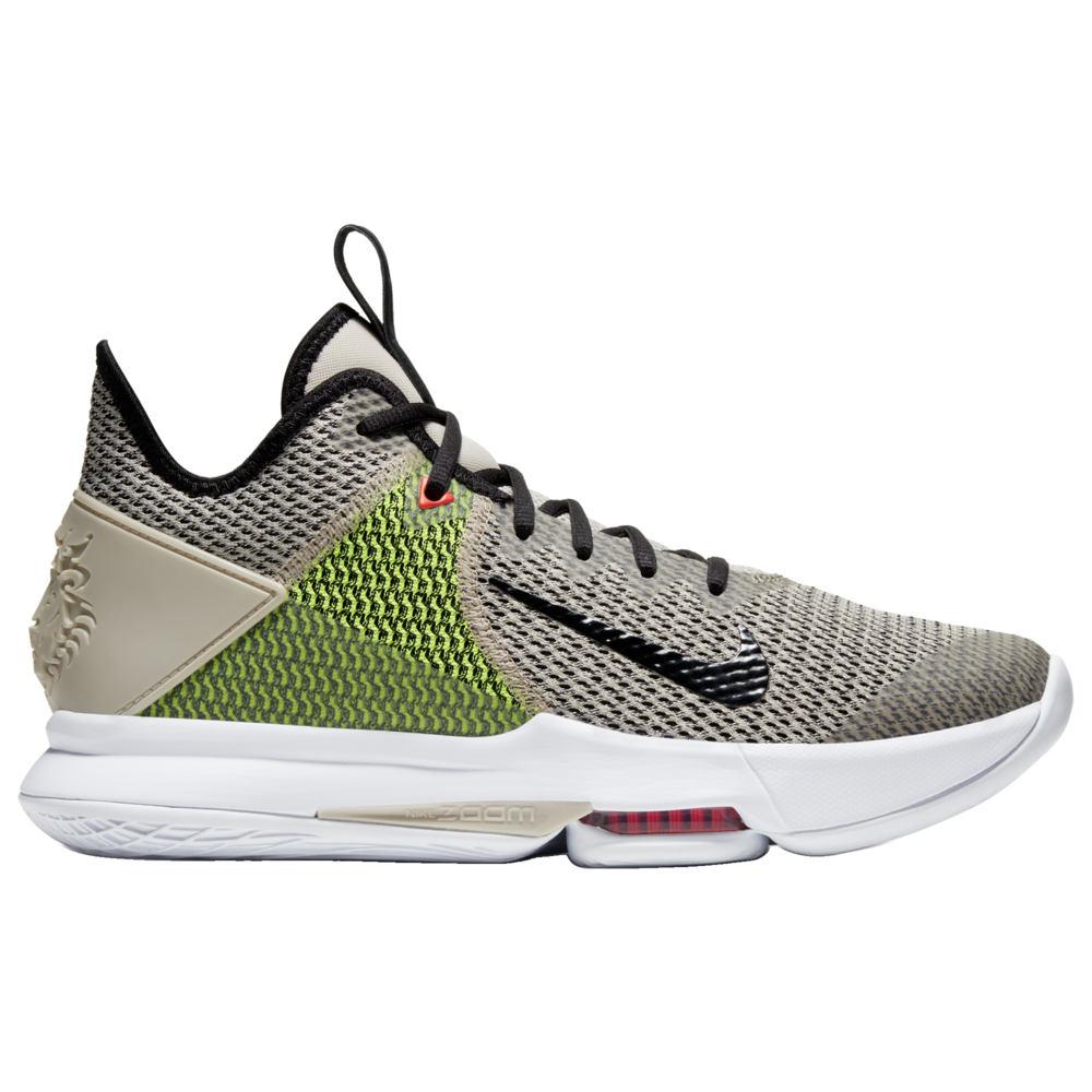 ナイキ Nike メンズ バスケットボール シューズ・靴【LeBron Witness 4】Lebron James String/Black/Volt/Bright Crimson