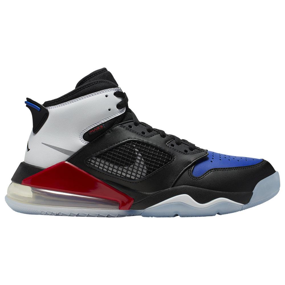 ナイキ ジョーダン Jordan メンズ バスケットボール シューズ・靴【Mars 270】Black/Reflective Silver/Gym Red/Game Royal