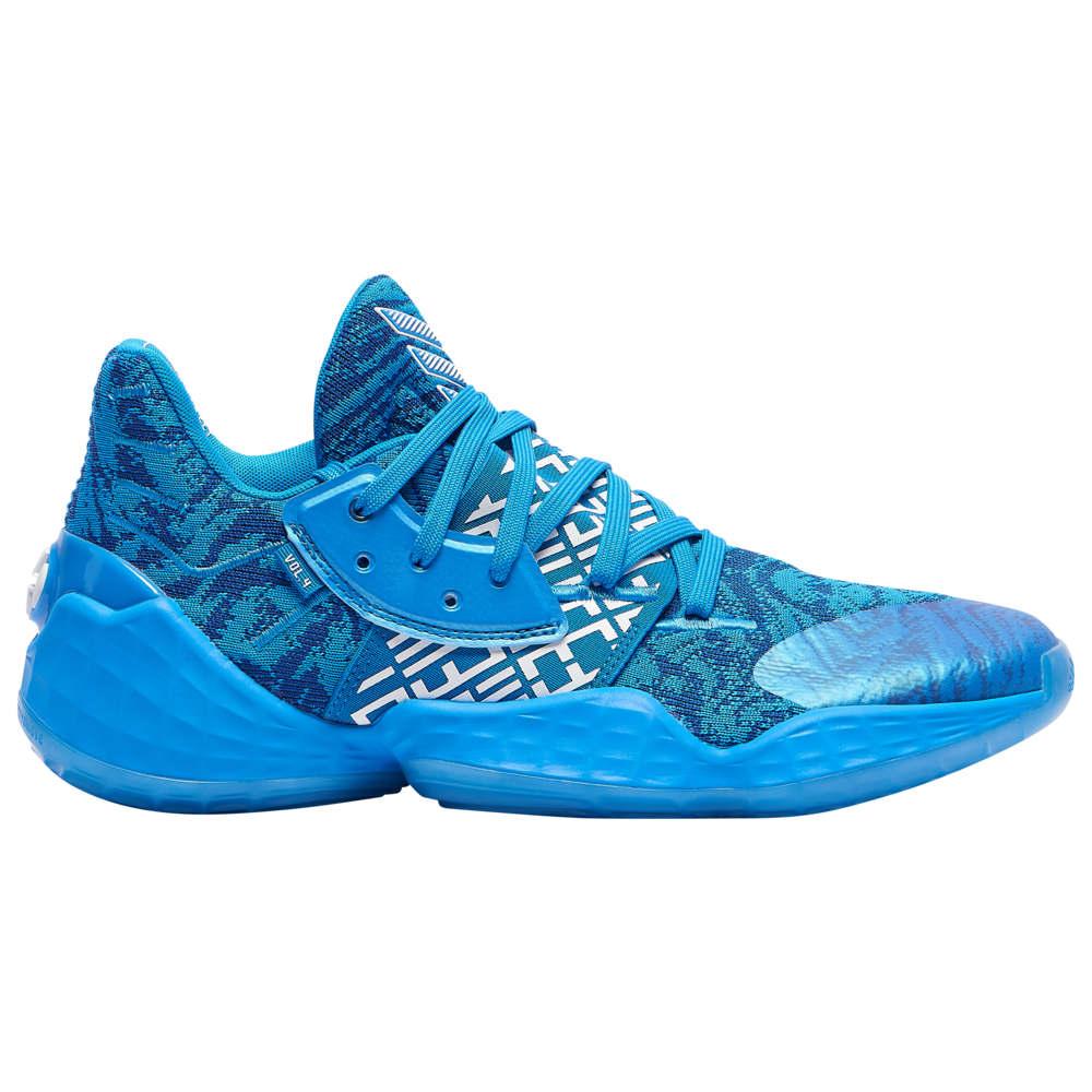 アディダス adidas メンズ バスケットボール シューズ・靴【Harden Vol. 4】James Harden Collegiate Royal/White/Bright Blue
