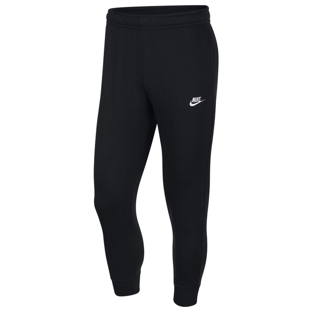ナイキ Nike メンズ ジョガーパンツ ボトムス・パンツ【Club Jogger】Black/White