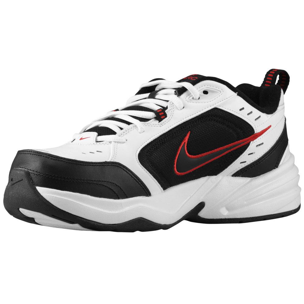 ナイキ Nike メンズ フィットネス・トレーニング シューズ・靴【Air Monarch IV】White/Black