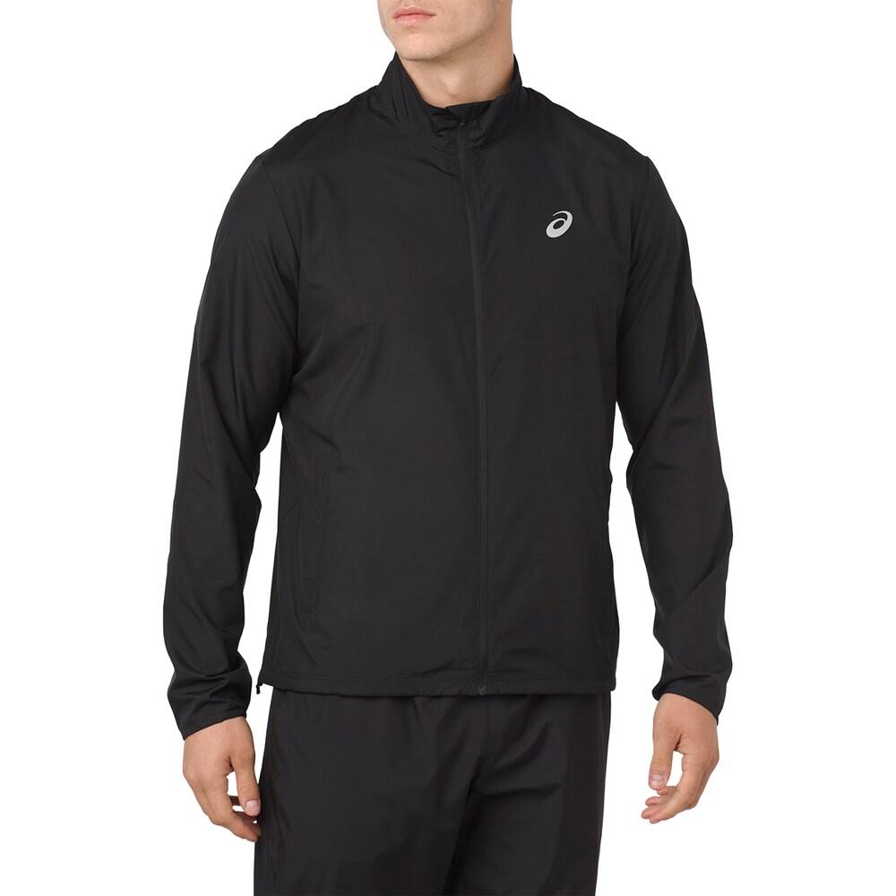 アシックス ASICS メンズ ランニング・ウォーキング ジャケット アウター【Silver Jacket】Performance Black