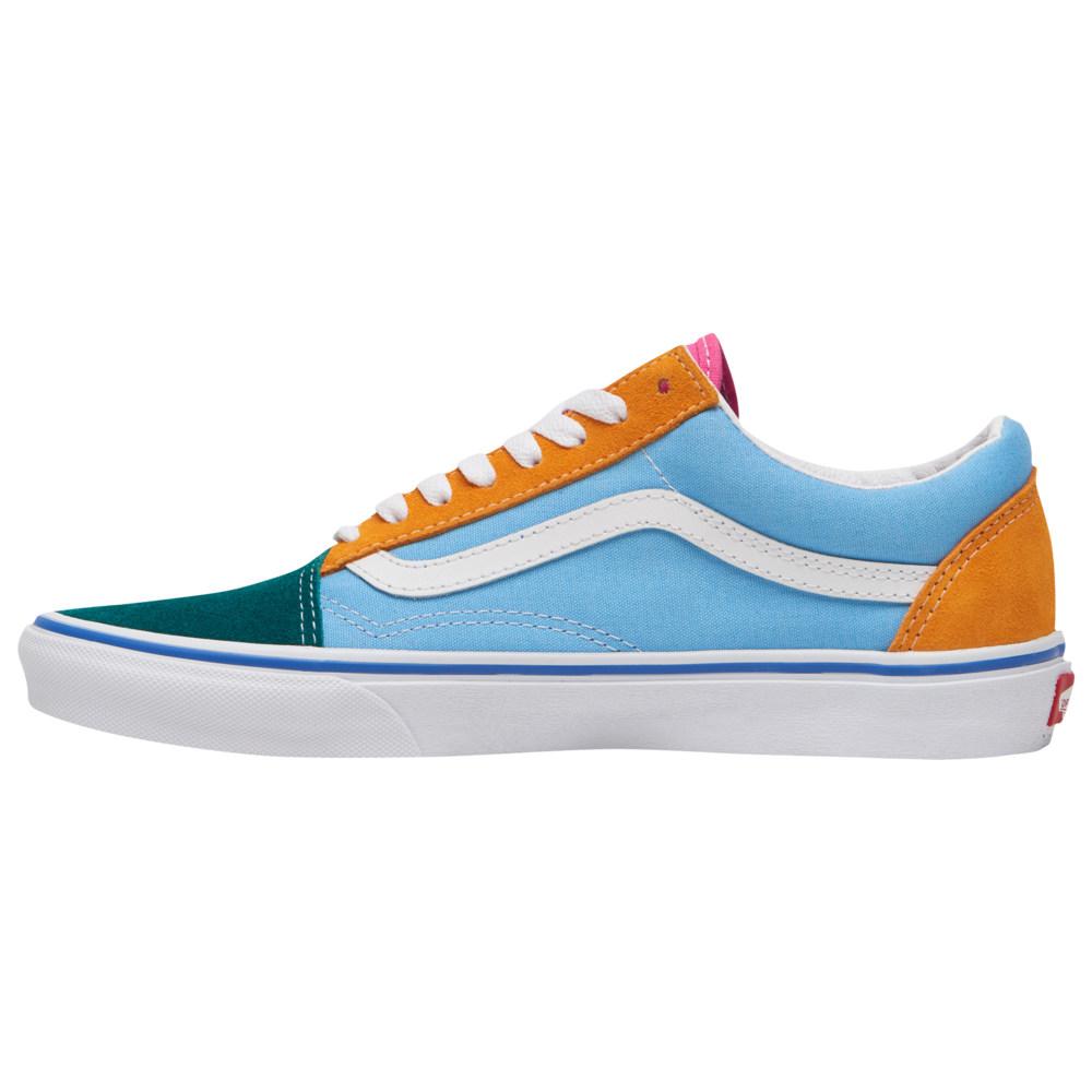 ヴァンズ Vans メンズ スケートボード シューズ・靴【Old Skool】Multi/Bright Colorblock