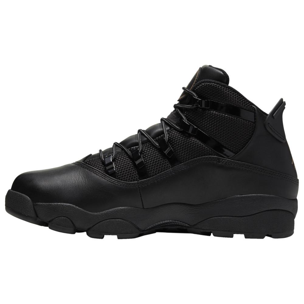 ナイキ ジョーダン Jordan メンズ バスケットボール シューズ・靴【6 Rings Winterized】Black/Rustic